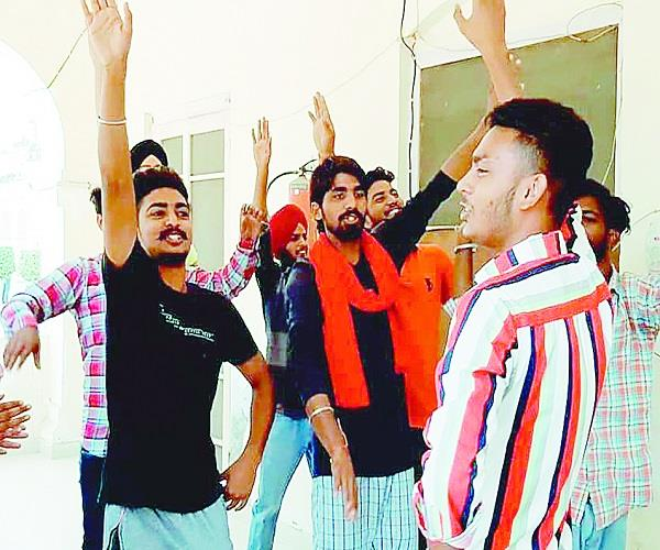 bhangra protests