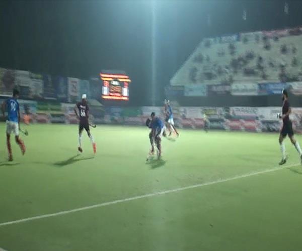 jalandhar  surjit hockey tournament  semifinals