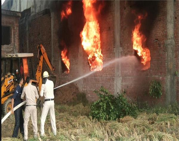 Image result for pathankot biscuit factory fire
