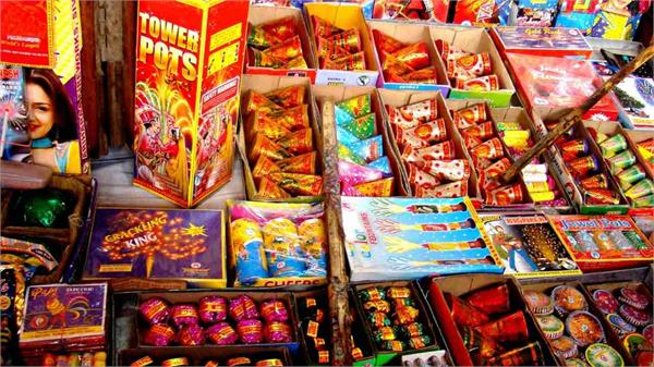 diwali fireworks shops