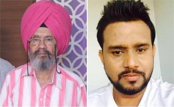 karamjit anmol shared information his father in law death