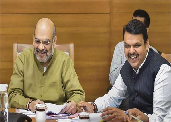 bjp releases first list maharashtra assembly elections