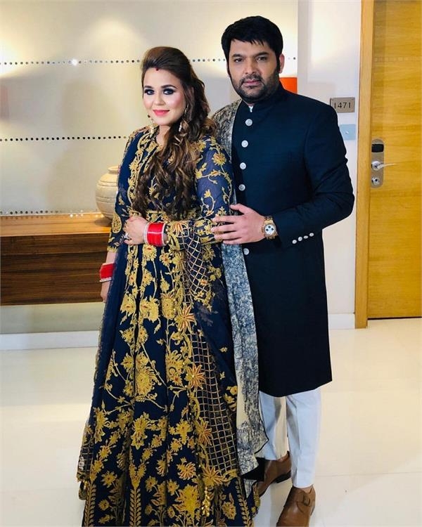 kapil sharma special plan for wife ginni chatrath delivery