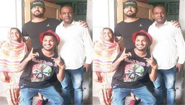 punjabi singer g khan pens emotional note on dad s birthday