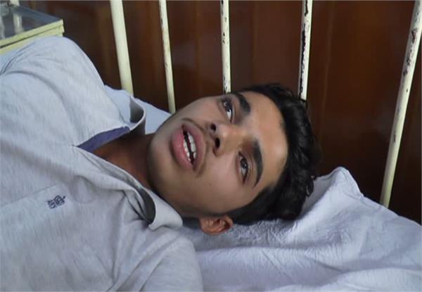 student beaten case