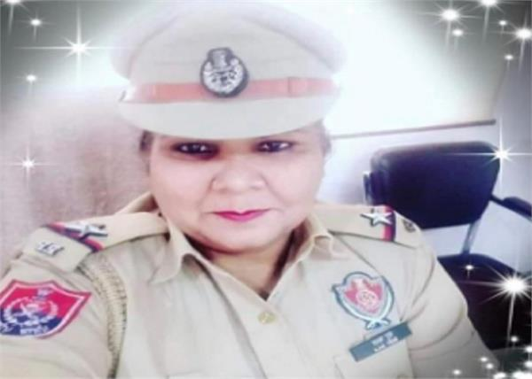 patiala  asi renu bala  husband arrested