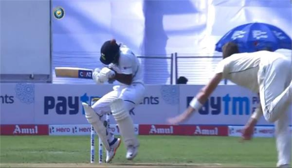 enrich nortje deadly bouncer to mayank agarwal