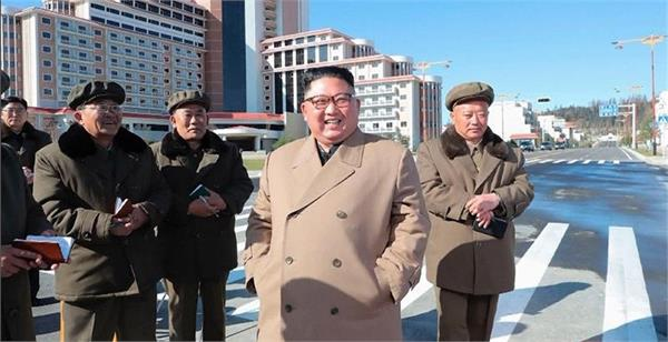 north korea fires unidentified projectiles as nuke talks stalled