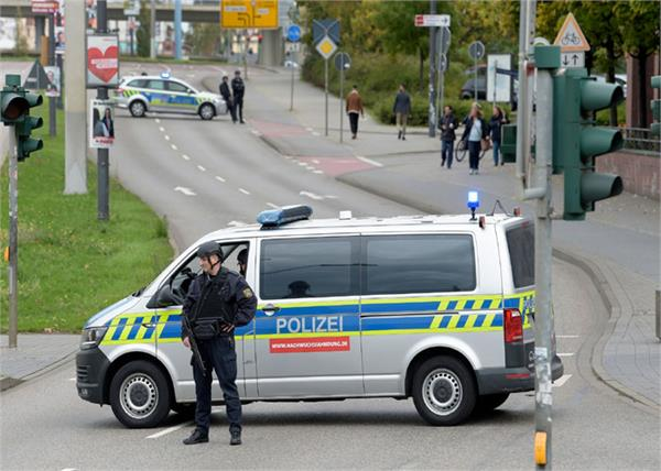 germany s latest bullets two deaths