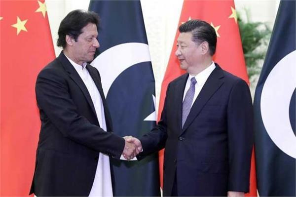 pakistan china friendship unbreakable  rock solid  xi