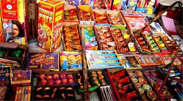 chinese firecrackers strictly ban in india custom department on alert