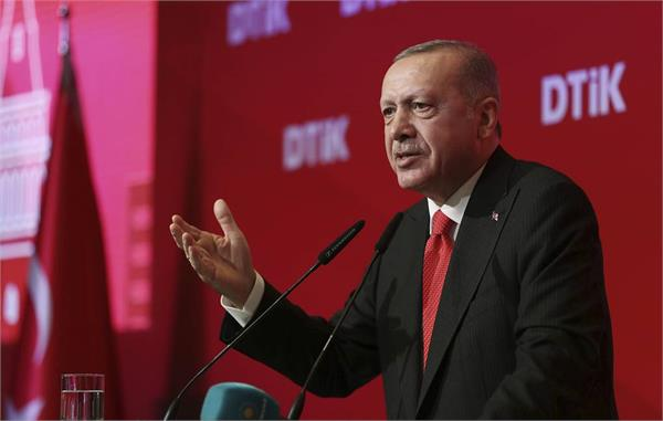 campaign to resume in syria if agreement is not followed  erdogan