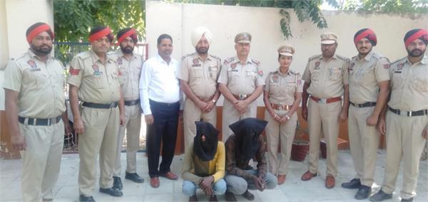 2 arrested with drug tablets