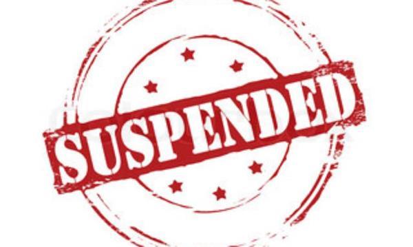 powercom  corruption  2 engineers  suspended
