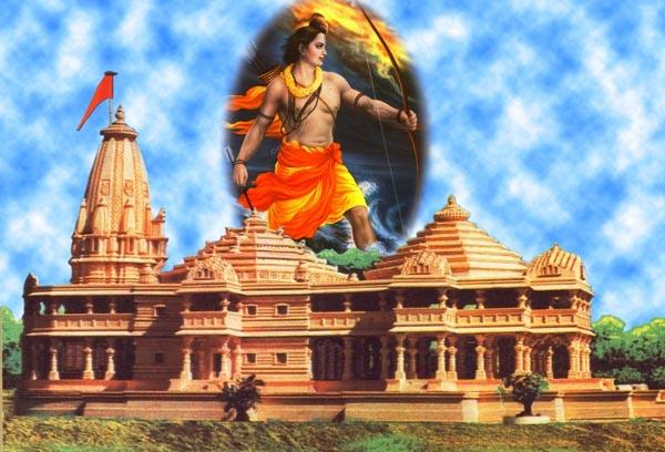 why oppose ram temple in ayodhya