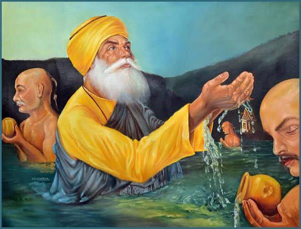 guru nanak dev ji and science