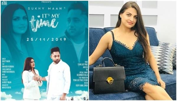 himanshi khurana and sukhy maan coming soon with new track