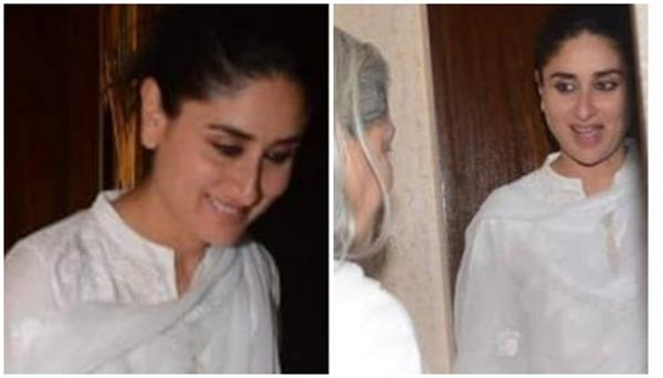 kareena kapoor trolled for smiling at manish malhotra s father s funeral