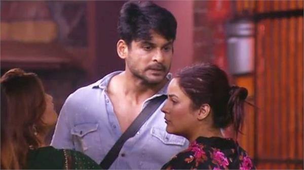 bigg boss 13  sidharth shukla to get thrown out of the house