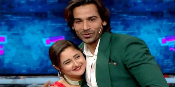 arhaan khan reveals his love for rashami desai