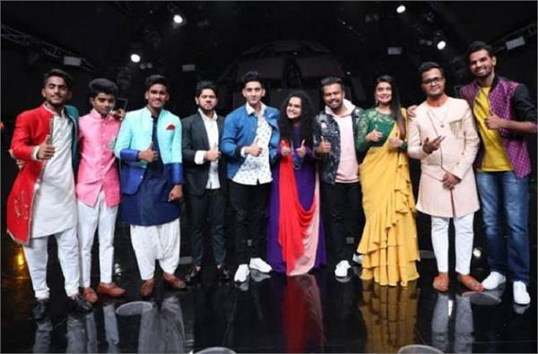 indian ideal 11   sunny  rishabh chaturvedi and ridham kalyan top 10