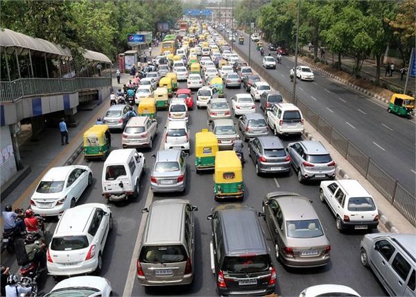 odd even rule in delhi