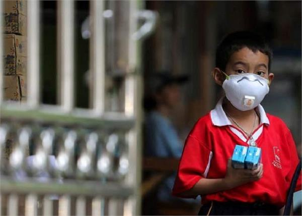 india climate change report the lancet magazine children health