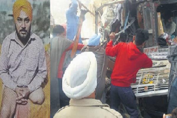 sangrur  jasbir singh  road accident  motor accidental claims tribunal