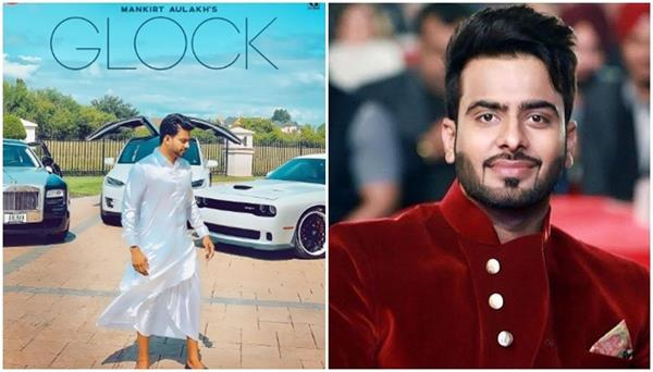 mankirt aulakh coming soon with his new track glock