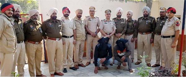 drug tablets  two persons  arrested