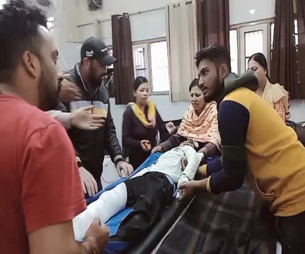 auto school children injured