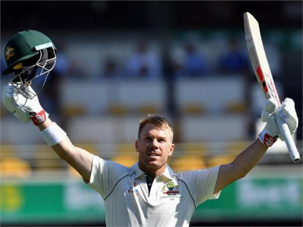 david warner hit his 23rd test century against pakistan in 2nd test