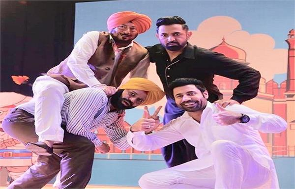 gippy grewal announced that   carry on jatta 3