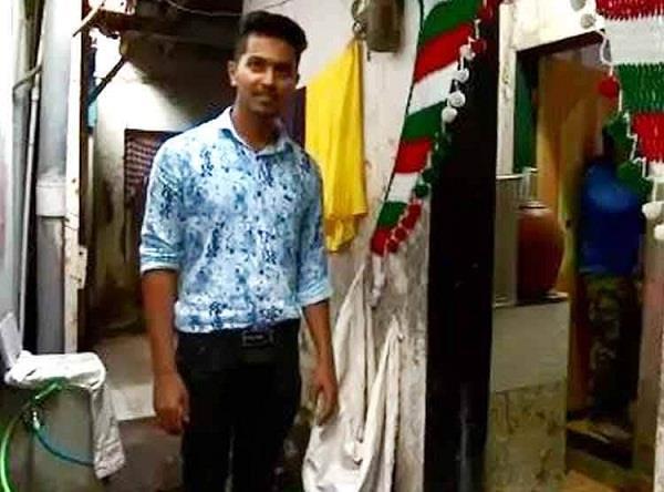 rahul ghodke resident mumbai join isro technician
