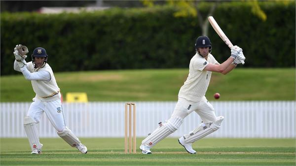 test match between england and new zealand a ends on draw