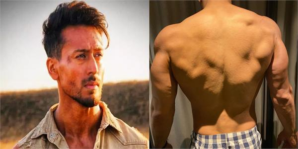 tiger shroff  s intense shooting sequences lead to cuts and bruises