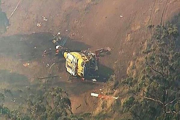 australia  helicopter crash