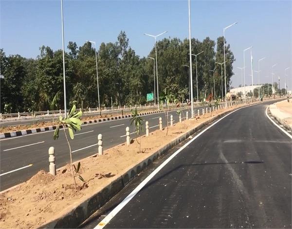 dera baba nanak kartarpur corridor work completed