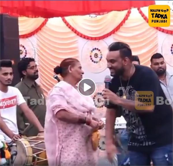 saleem live show video viral