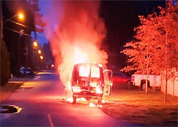 Image result for kashmir bjp leader vehicle