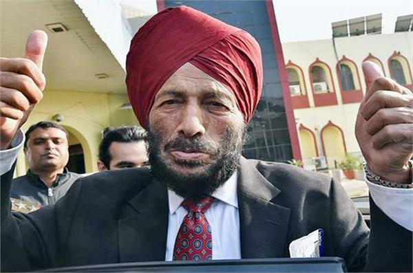 milkha singh said if such love continues i will score a century of life