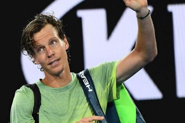 tomas berdych  tennis  retirement