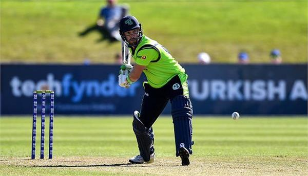 andrew balbirnie appointed new captain of ireland t20i team