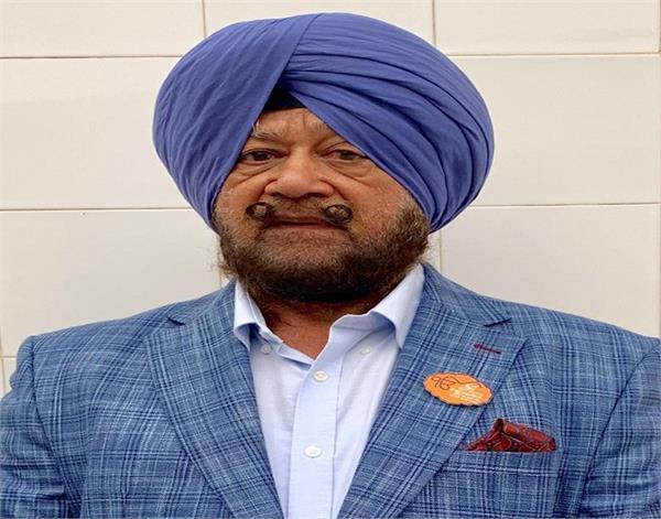 amritsar kartarpur sahib sp singh oberoi
