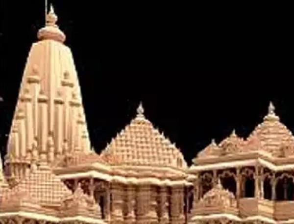 vishwa umiya dham magnificent temple to be built in gujarat