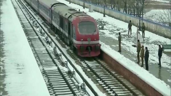 indian railways conduct trial run in kashmir ahead of resuming services