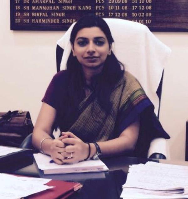 girl up to the top ranks in sports apneet riyat