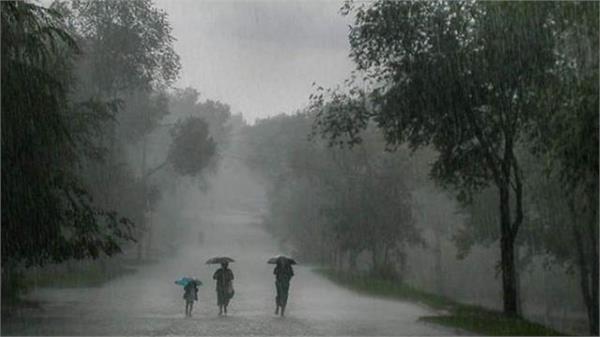 average seasonal rainfall dropped in 4 decades