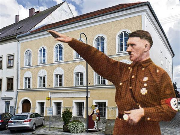 the dictator will now use hitler  s birthplace to police him