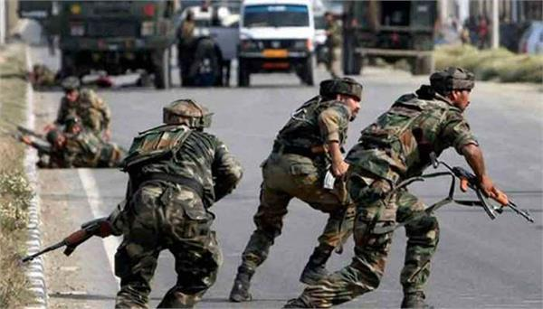 explosion in akhnoor sector of jammu and kashmir  1 soldier martyred  2 injured